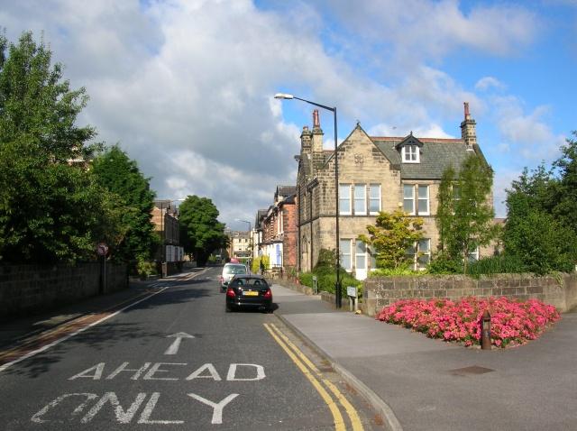North Park Road
