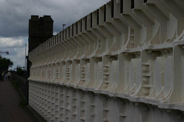 Deansgate Bridge Manchester