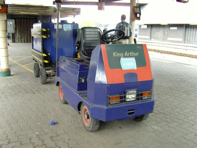 King Arthur Electric Buggy