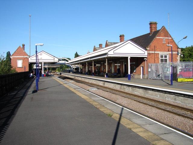 Scunthorpe Railway Station