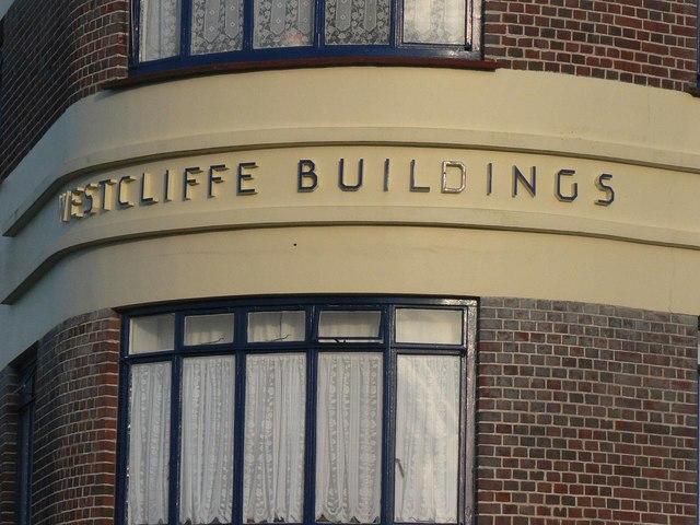 """Westcliffe Buildings"" close-up"