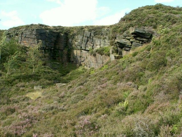 Holybank Quarry, Tintwistle