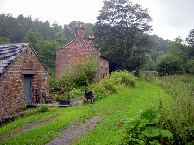 Feeder Cottage taken July 2007