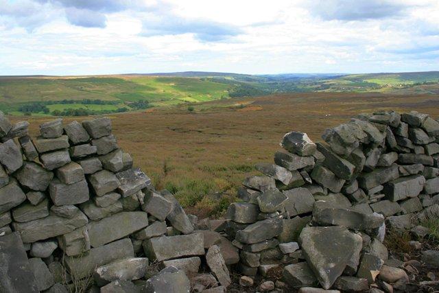 Broken Wall, Commondale Moor