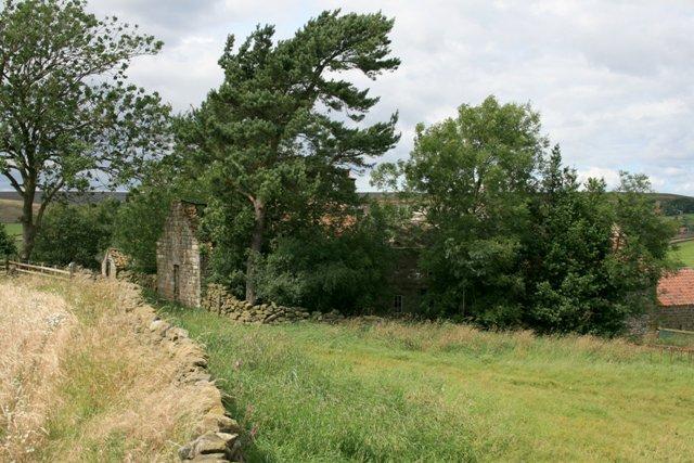 Abandoned Farm, Westgate Farm