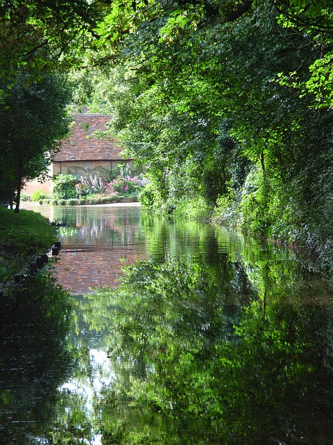The old B478, Sonning Eye