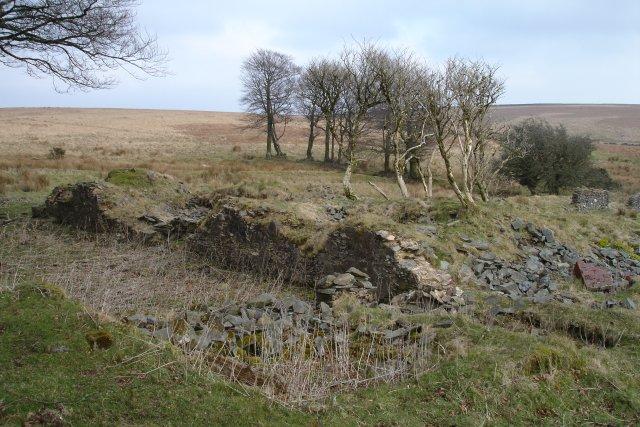 Larkbarrow  (Ruin)
