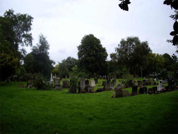 Southern Cemetery, Barlow Moor