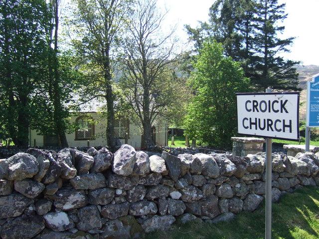 Croick Church