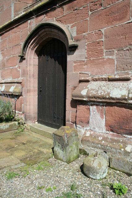 St. Mary's Church Tilston