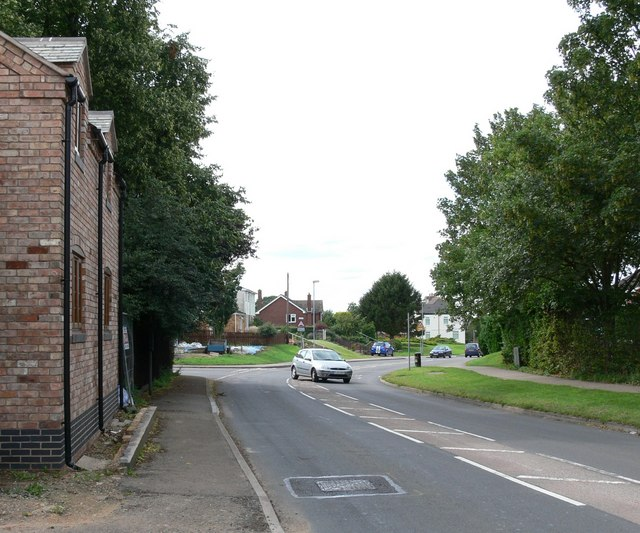 Station Road, Broughton Astley