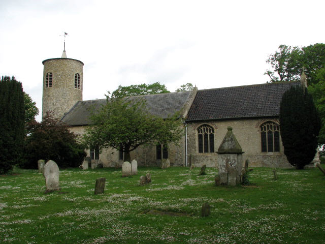 St Mary's church, Syderstone