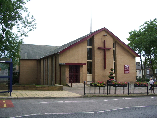The Methodist Church, St John, Albert Road, Colne.