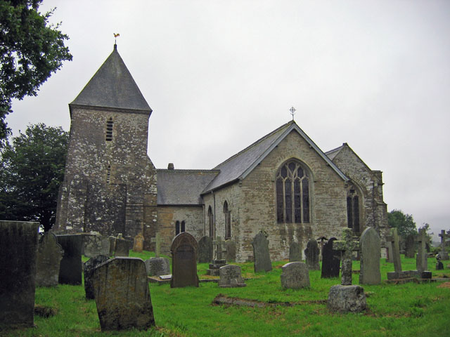 St Cuby's church