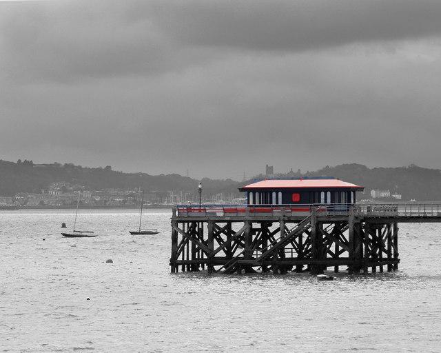 Beaumaris Pier.