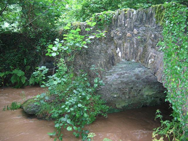 Bridge over West Looe River