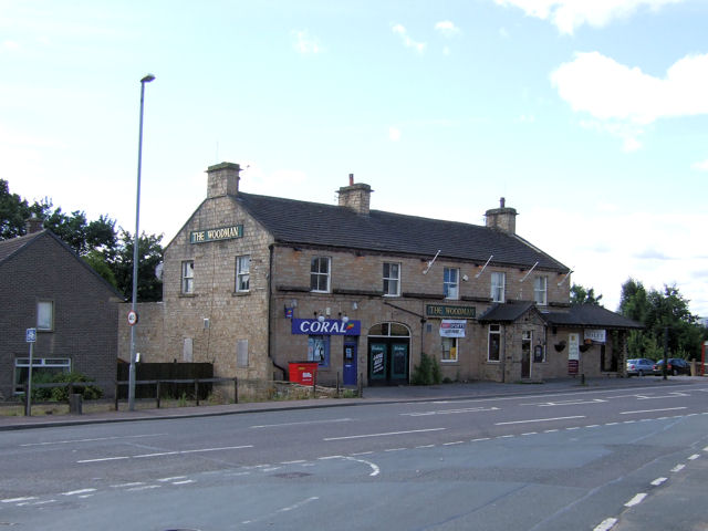 The Woodman, Leeds Road, Bradley