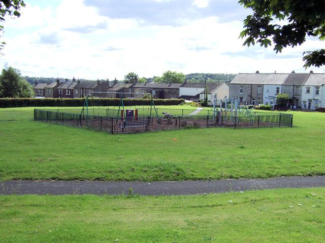 Children's Playground by Oak Road, Bradley