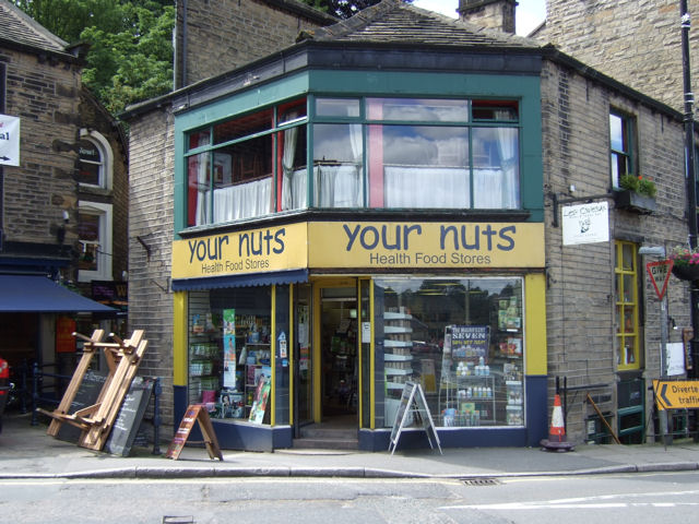 Health Food Shop, Holmfirth