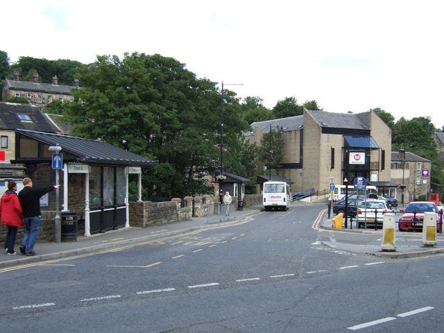 Holmfirth Bus Station