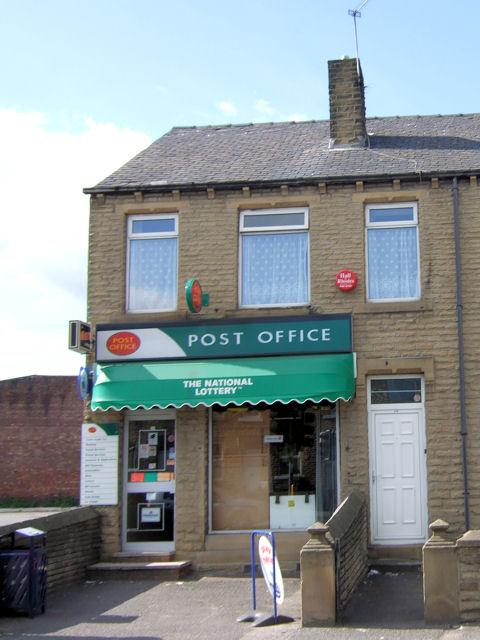 Leeds Road Post Office