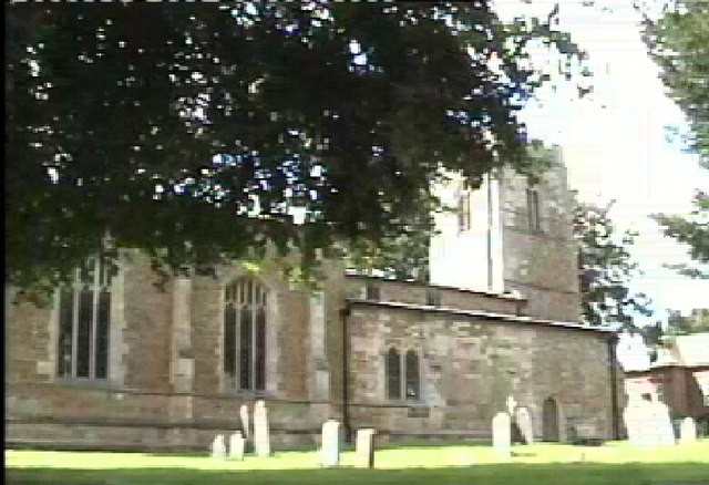 St. Andrew's Church, Burton Overy