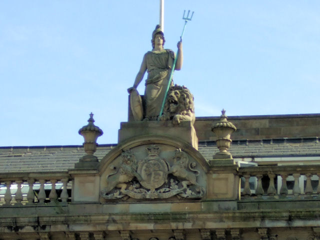Britannia Buildings, St George's Square