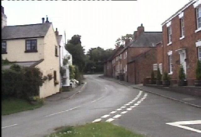Bell Lane, Burton Overy
