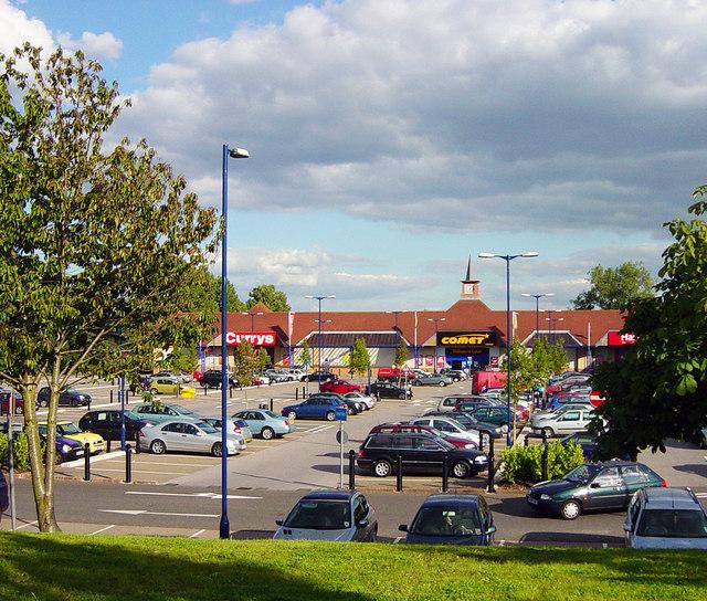 Farnborough Gate Retail Park