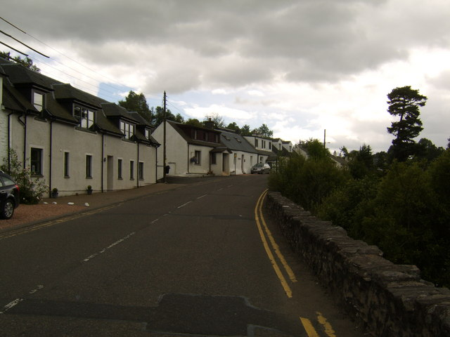 Dochart Road, Killin