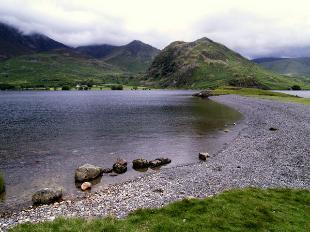 Crummock Water near High Ling Crag