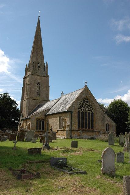 Todenham Church