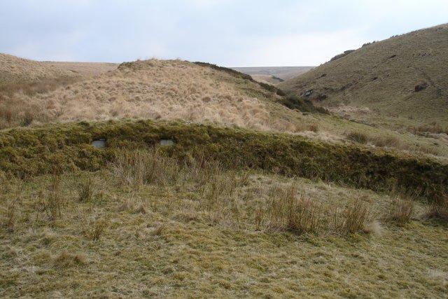 E Pinford Stell - stone sheepfold