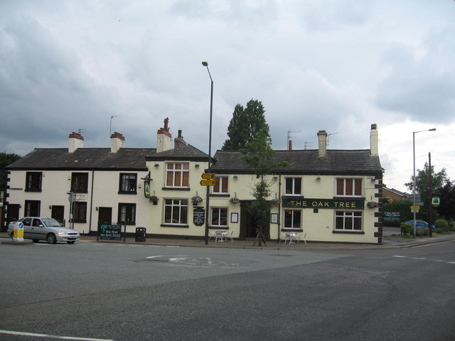 The Oak Tree, Newton-le-Willows