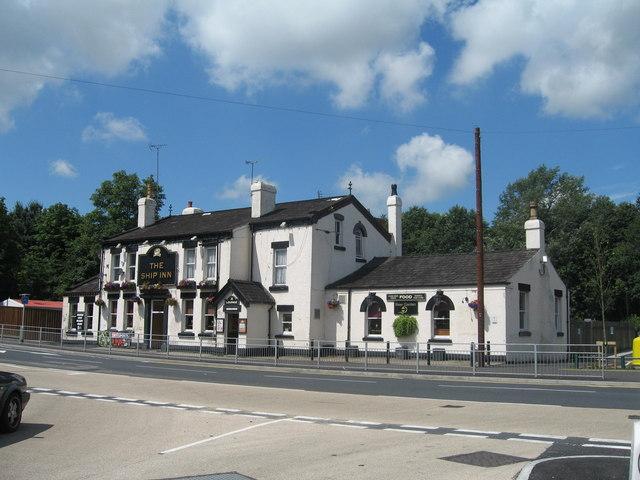 The Ship Inn, Blackbrook