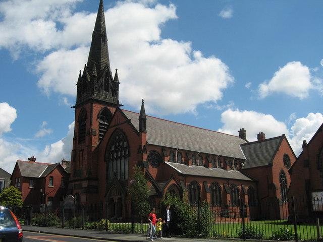 Christ Church, Haydock