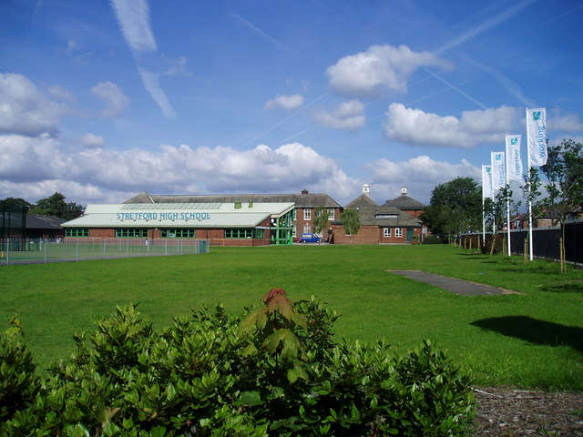 Stretford High School