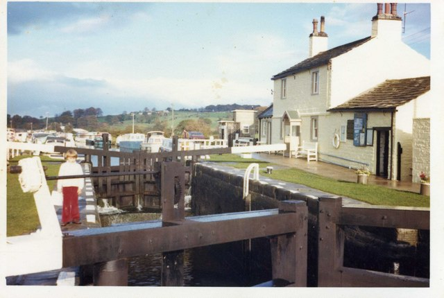 Barrowford top lock