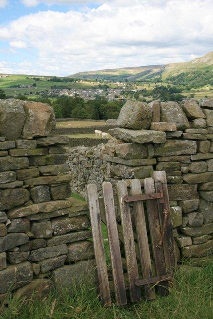 Gate, Near Grinton