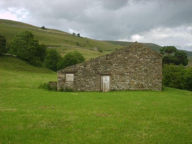 A dales barn