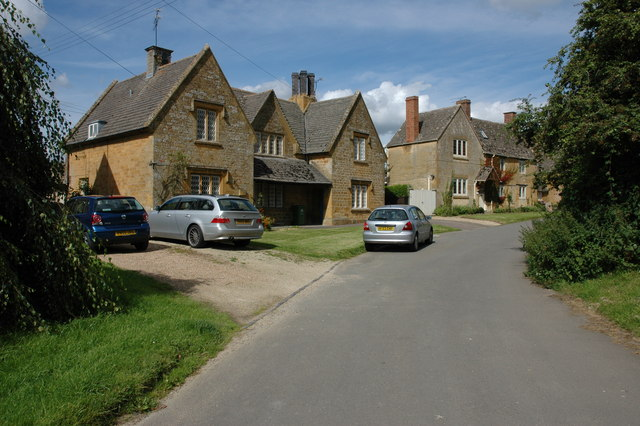 Houses in Great Wolford