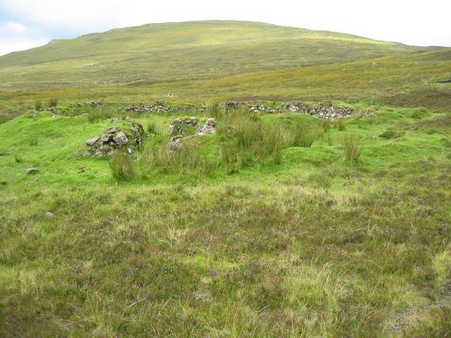 Sheepfold below Beinn an Righ