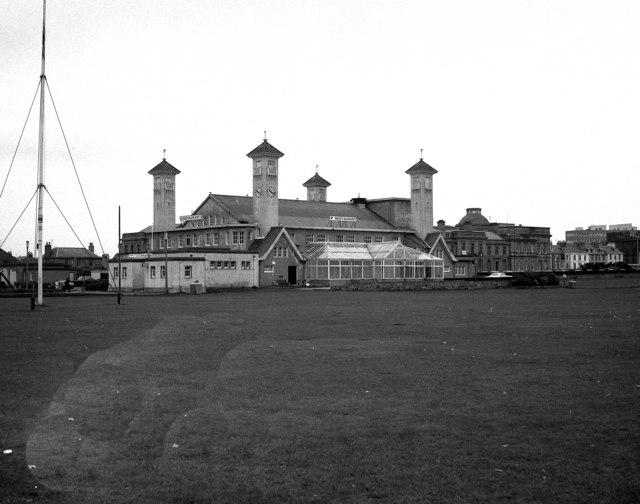 The Pavilion, Ayr, Scotland