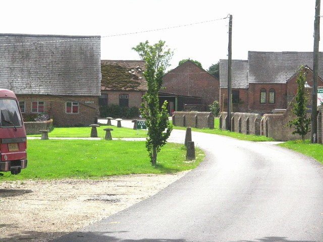Parley Court Farm