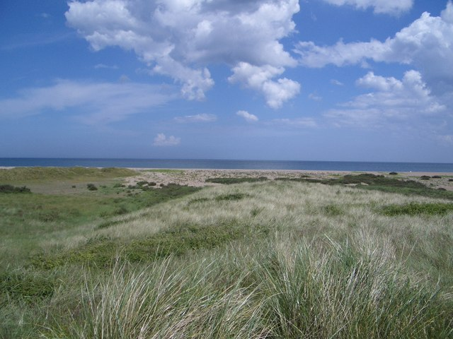 Sea View from The Hood, Blakeney Point