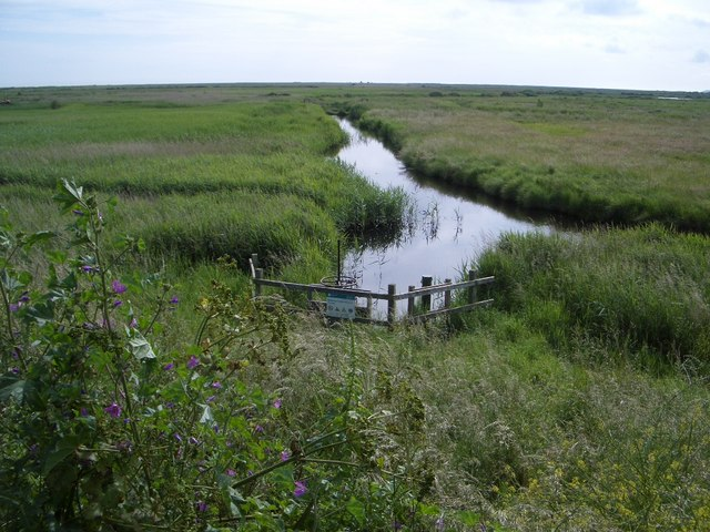 Blakeney Outfall Sluice No 2