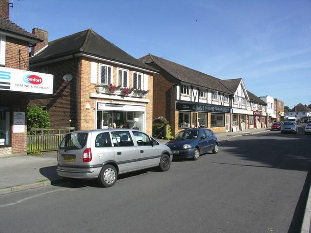 Shops at Parley Cross