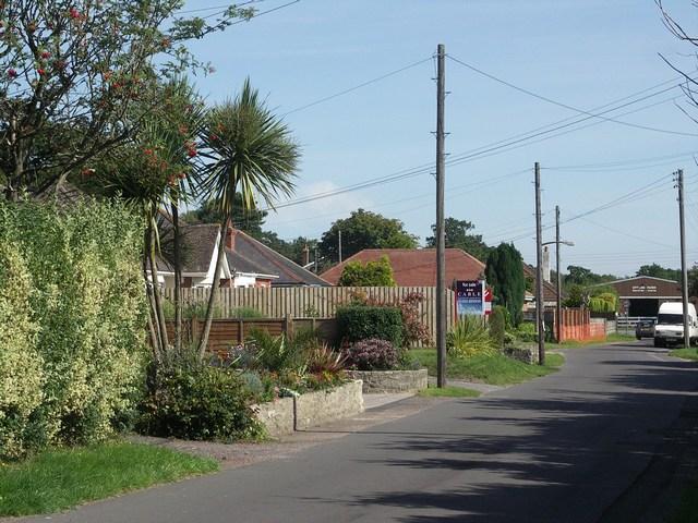 Church Lane, West Parley
