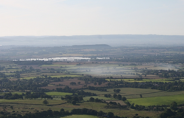 View SSE from Broad Down
