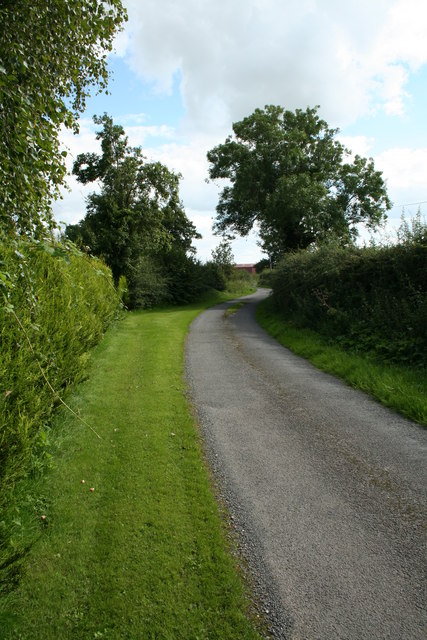 Country Lane.